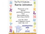 Pre K Graduation Invitations Teacher Speech for Preschool Graduation Just B Cause