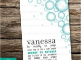 Pre Made Baby Shower Invitations Baby Shower Invitations Bubbles 39 Ready to Pop 39 by Rachaelree