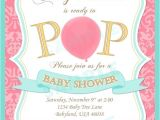 Pre Made Baby Shower Invitations Ready to Pop Baby Shower Invitation theruntime Com