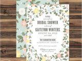 Pre Printed Bridal Shower Invitations Free Bridal Shower Invitations