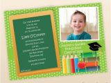 Pre Printed Graduation Party Invitations 17 Best Images About Preschool Graduation On Pinterest