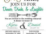 Pre Wedding Dinner Invitation Wording Best 25 Rehearsal Dinner Invitations Ideas On Pinterest
