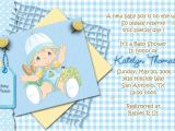 Precious Moments Invitations for Baby Shower Blue Precious Moments Baby Shower Invitations