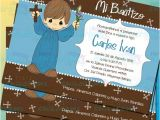 Precious Moments Invitations for Baptism to Go with the Precious Moments theme