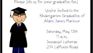 Preschool Graduation Invitation Wording Famous Invitations Preschool and Kindergarten Graduation