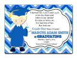 Preschool Graduation Invitations Free Printable Template Preschool Graduation Invitation Template