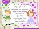Prince and Princess Birthday Party Invitations Prince and Princess Invitation Green Purple Printable Kids