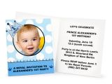 Prince First Birthday Invitations Lil 39 Prince 1st Birthday Party Supplies Partyelf