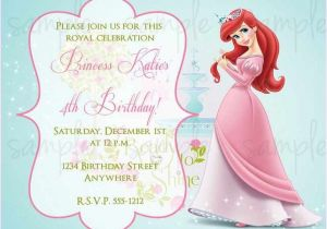Princess 1st Birthday Invitation Wording 1st Birthday Princess Invitation Wording Pictures Reference