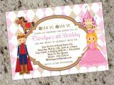 Princess and Prince Party Invitations Princess and Prince Birthday Party Invitations Calling All