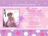 Princess First Birthday Invitation Wording Princess Party Invitation Wording – Gangcraft