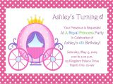 Princess Party Invitations Free Printable 7 Best Images Of Free Printable Princess Birthday