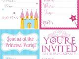 Princess Party Invitations Free Printable Free Printable Princess Party Invitations Seriously