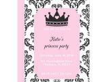 Princess Party Invitations Free Printable Princess Party Invitation Chicfetti