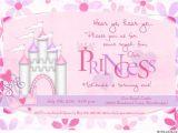 Princess Party Invite Wording Flower Princess Birthday Invitation Photos Girl Party Royal