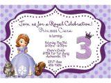 Princess sofia Party Invites 1000 Ideas About Princess sofia Cake On Pinterest sofia