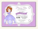 Princess sofia Party Invites 170 Best Images About sofia the First On Pinterest