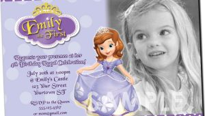 Princess sofia Party Invites Princess sofia Birthday Invitations Ideas Bagvania Free