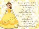 Princess Tea Party Invitation Wording Tea Party Invitations United States