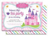 Princess Tea Party Invitations Free Printable Free Printable Princess Tea Party Invitation