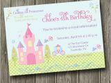 Princess Tea Party Invitations Free Printable Princess Tea Party Birthday Invitation 5×7 by Aprilshowerz