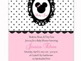 Print Birthday Invitations at Walmart 17 Best Images About Minnie Mouse Baby Shower Invitations