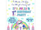 Print Birthday Invitations at Walmart Birthday Unicorn Free Printable Birthday Invitation