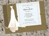 Print Your Own Bridal Shower Invitations Getting Ready Custom Bridal Shower Invitations Print