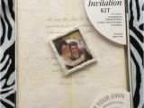 Print Your Own Wedding Invitations Kits Wilton Print Your Own Wedding Invitation Kit 20 Invitations