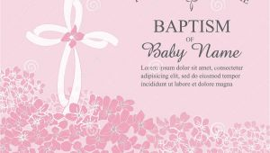 Printable Baptism Invitation Templates Baptismal Invitation Template Baptism Invitation