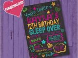 Printable Birthday Invitations for Tweens 53 Best Images About Invitations On Pinterest