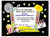 Printable Birthday Party Invitations for 12 Year Old Boy 12 Year Old Birthday Invitations Oxyline 07d6ab4fbe37