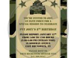 Printable Camo Birthday Invitations Camo Birthday Invitations Ideas – Bagvania Free Printable