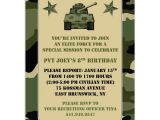 Printable Camo Birthday Invitations Camouflage Birthday Invitations – Gangcraft