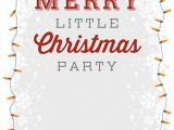 Printable Christmas Party Invite Template 12 Printable Christmas Invitation Templates Sample Templates