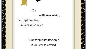 Printable Graduation Invitations 2018 Printable Graduation Party Invitations