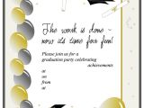 Printable Graduation Party Invitations Free 40 Free Graduation Invitation Templates Template Lab