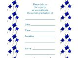 Printable Graduation Party Invitations Free Free Printable Graduation Party Invite Flying Caps