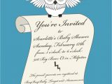 Printable Harry Potter Baby Shower Invitations Notoriousstar Designs Harry Potter Baby Shower Invitation