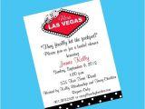 Printable Las Vegas Wedding Invitations Bridal Shower Invitations Bridal Shower Invitations Las