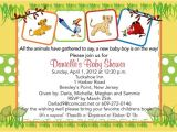 Printable Lion King Baby Shower Invitations Lion King Baby Shower Invitation