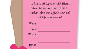 Printable Mary Kay Party Invitations Printable Mary Kay Invitations Google Search