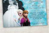 Printable Personalized Frozen Birthday Invitations Items Similar to Frozen Printable Invitation Custom