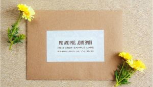 Printed Address Labels for Wedding Invitations Wedding Invitation Label Sunshinebizsolutions Com