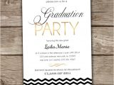 Printed Graduation Party Invitations Wording for A Graduation Party Invitation Yourweek