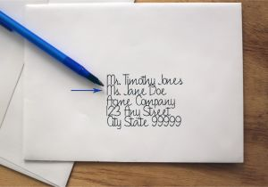 Proper Way to Address Graduation Invitations Proper Mailing Address Etiquette Our Everyday Life