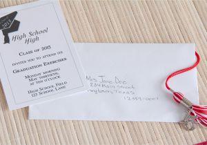 Proper Way to Address Graduation Invitations Proper Way to Address Graduation Invitations Our