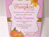 Pumpkin Baby Shower Invitations Etsy Pumpkin Baby Shower Invitation Fall Baby Shower