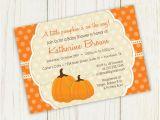 Pumpkin Baby Shower Invitations Etsy Pumpkin Baby Shower Invitation Printable by Eloycedesigns