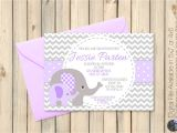 Purple and Gray Baby Shower Invitations Purple and Grey Baby Shower Invitations Grey and Purple Baby